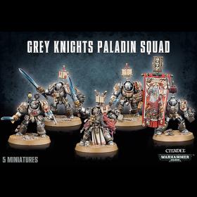 Warhammer: Grey Knights Paladins