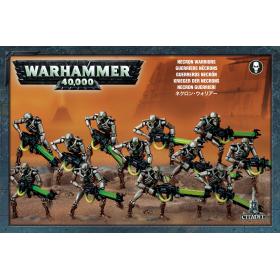 Warhammer: Necron Warriors