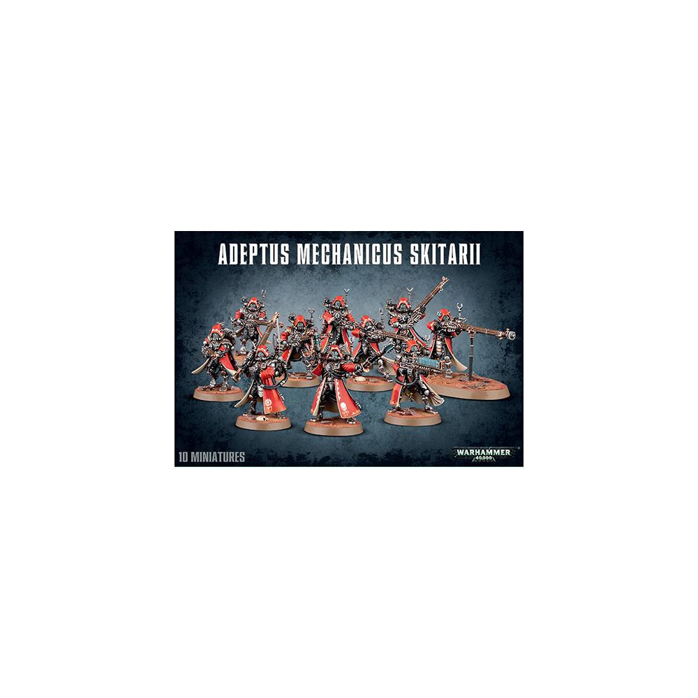 Warhammer: Adeptus Mechanicus Skitarii Rangers