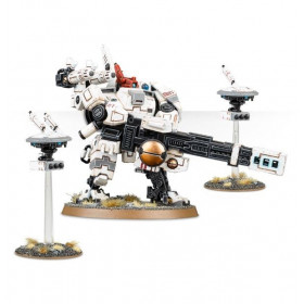 Warhammer: XV88 Broadside Battlesuit
