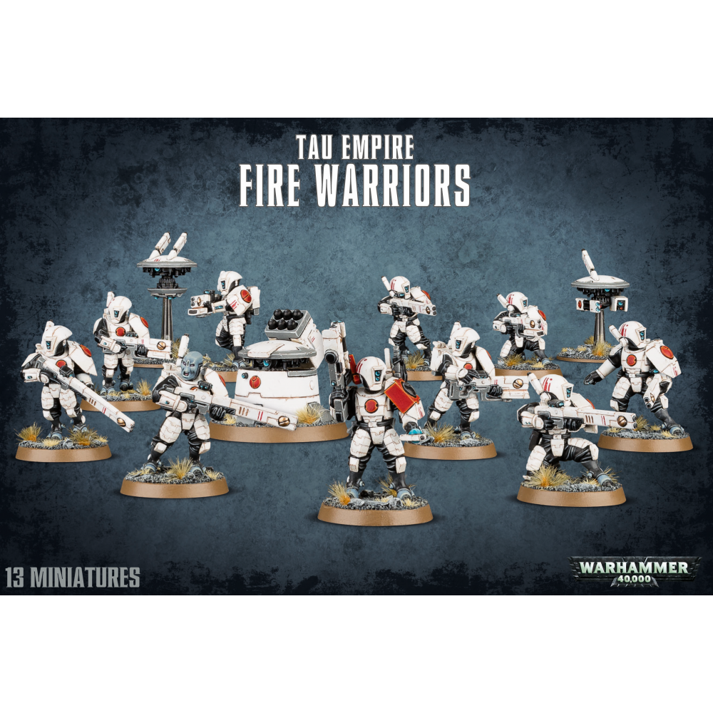 Warhammer: Tau Fire Warriors Strike Team