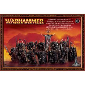Warhammer: Warriors Of Chaos Regiment