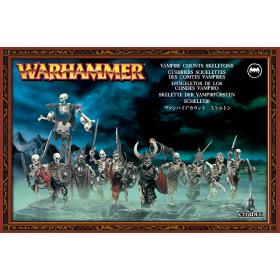 Warhammer: Vampire Counts Skeleton Warriors