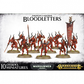 Warhammer: Daemons Of Khorne Bloodletters