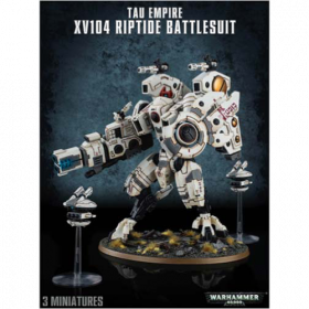 Warhammer: XV104 Riptide Battlesuit
