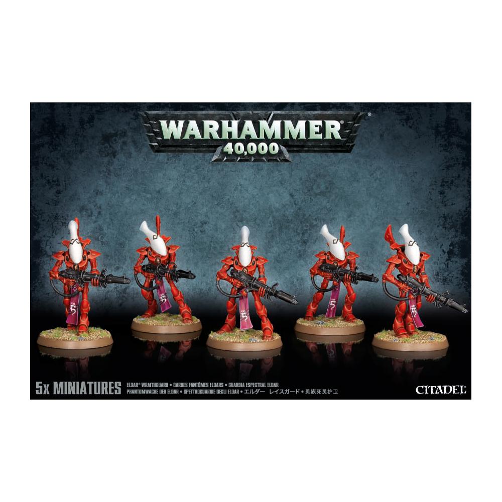 Warhammer: Eldar Wraithguard
