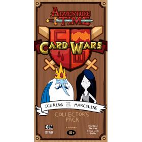 Adventure Time Card Wars: Ice King vs. Marceline