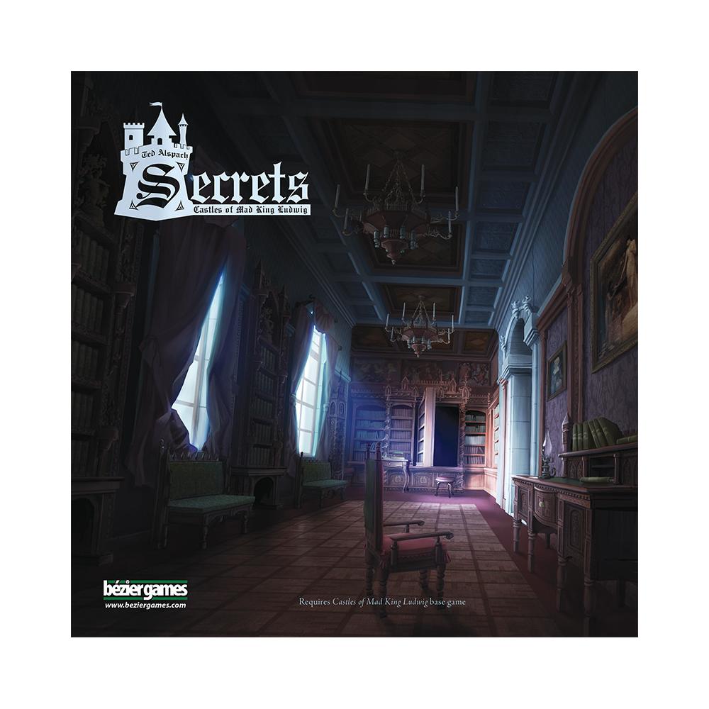 Castles of Mad King Ludwig: Secrets