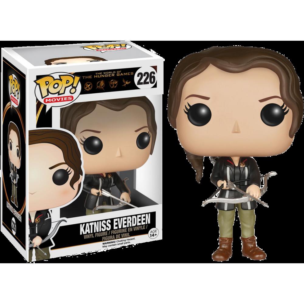Funko Pop: The Hunger Games - Katniss Everdeen