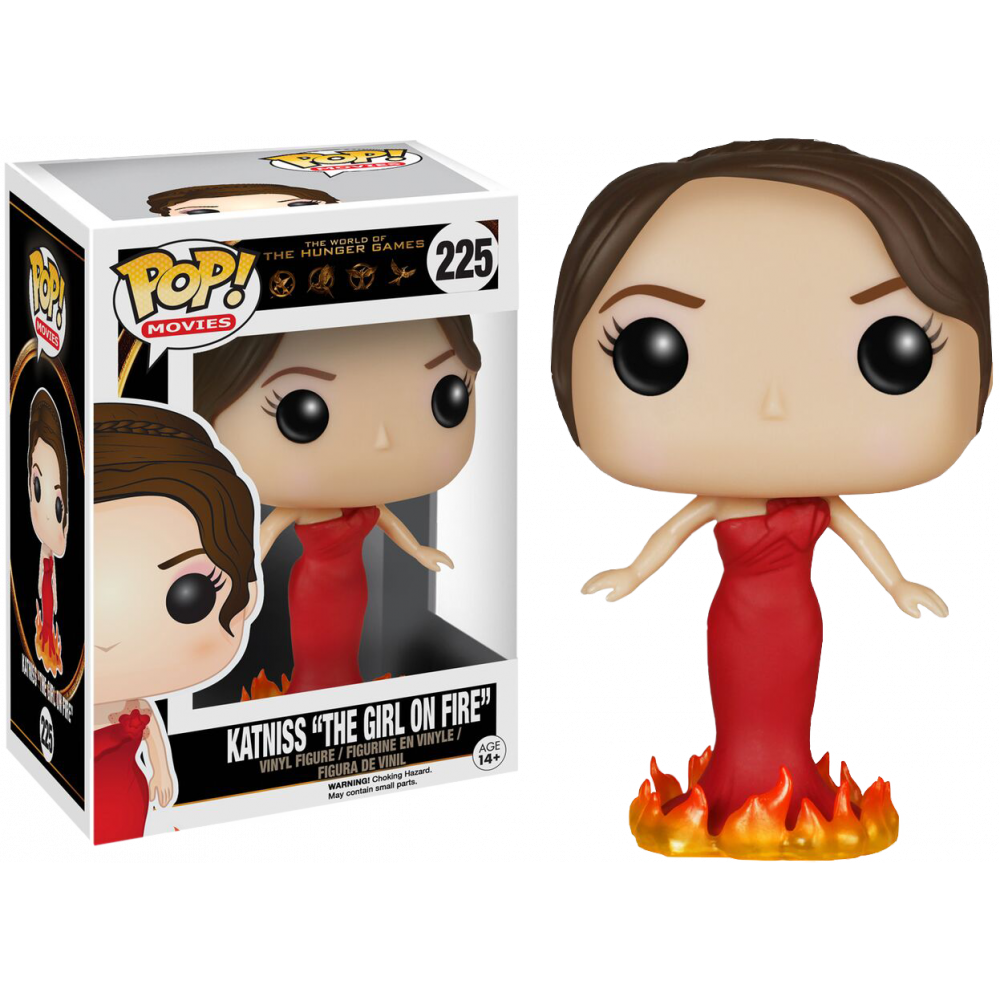 Funko Pop: The Hunger Games - Katniss The Girl On Fire""