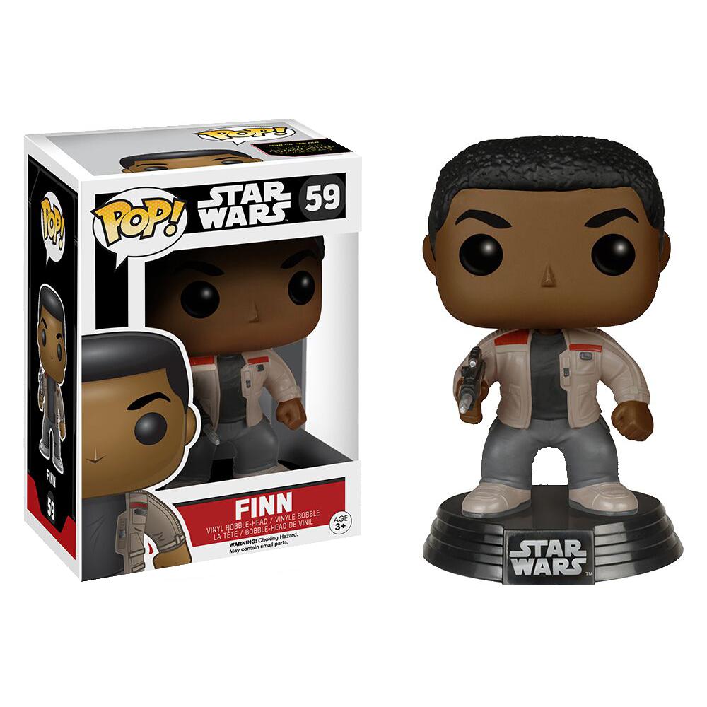 Funko Pop: Star Wars - Finn (Force Awakens)