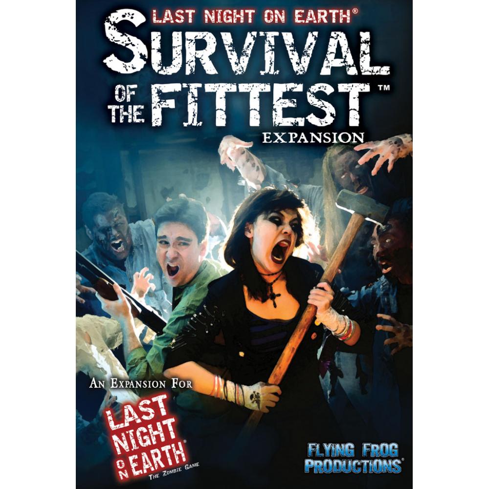 Last Night on Earth: Survival
