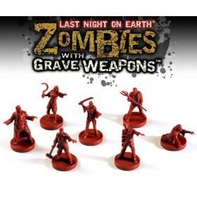Last Night on Earth: Grave