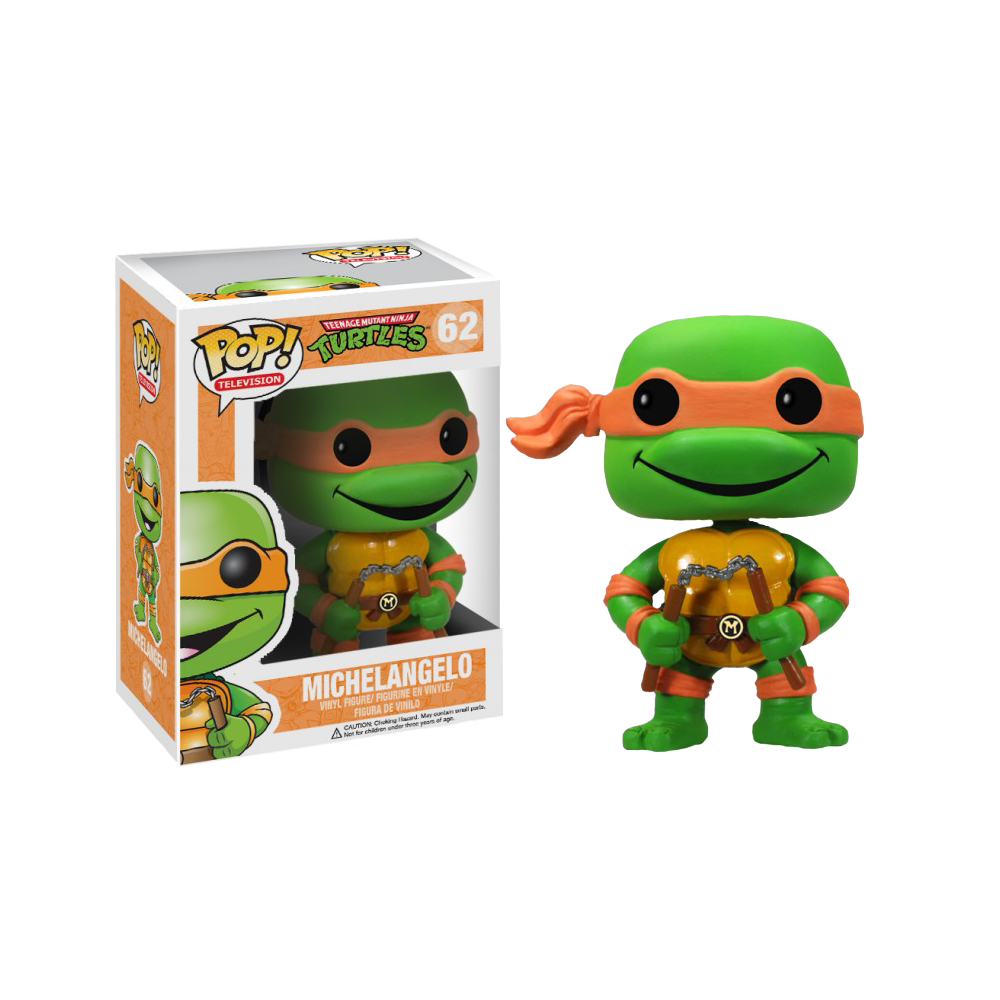 Funko Pop: Teenage Mutant Ninja Turtles - Michelangelo