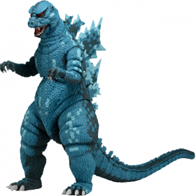 Godzilla Figurine - 1988 Classic Video Game