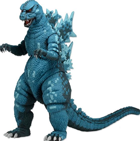 Godzilla Figurine - 1988 Classic Video Game