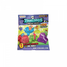 Zomlings - Series 4 Pack