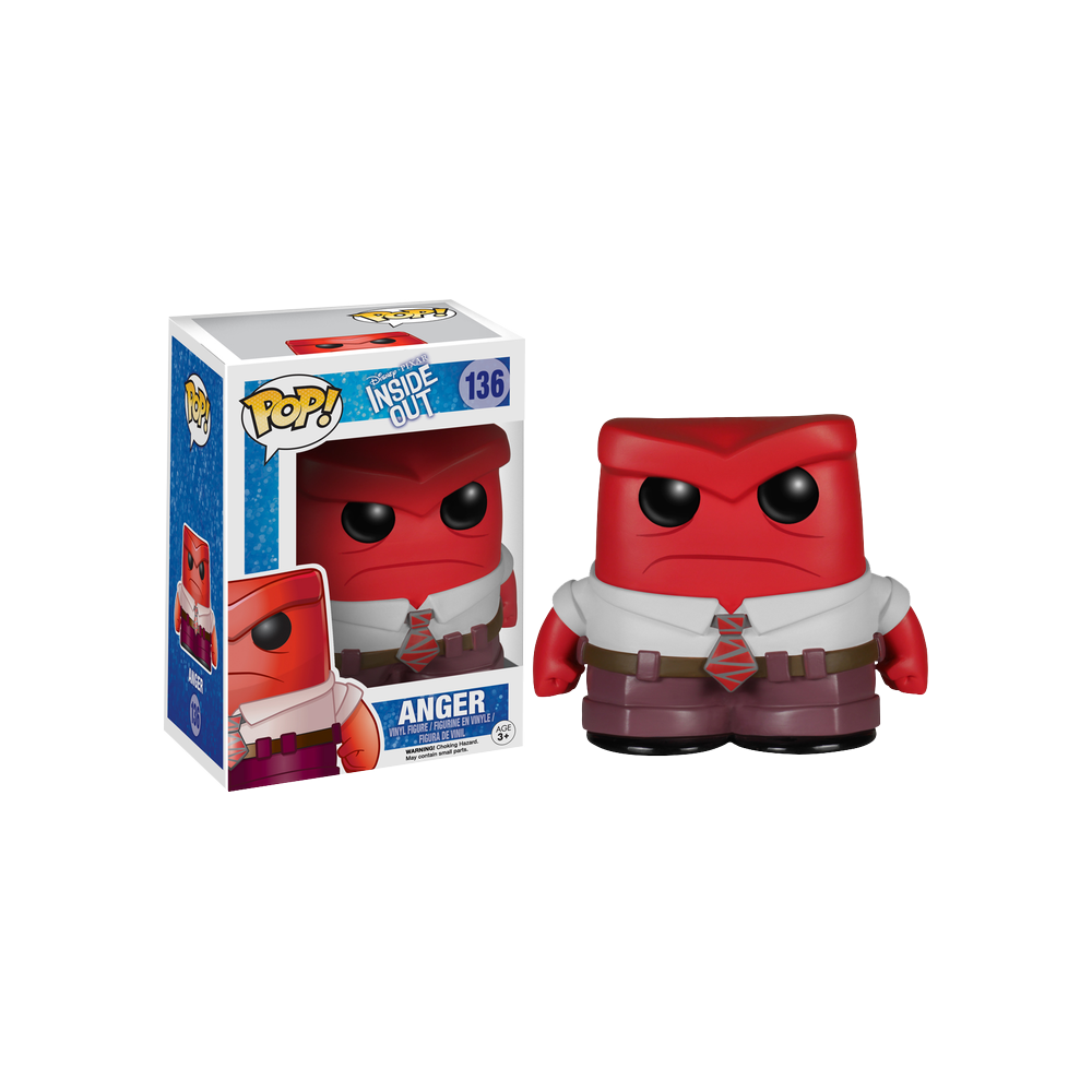 Funko Pop: Inside Out - Anger