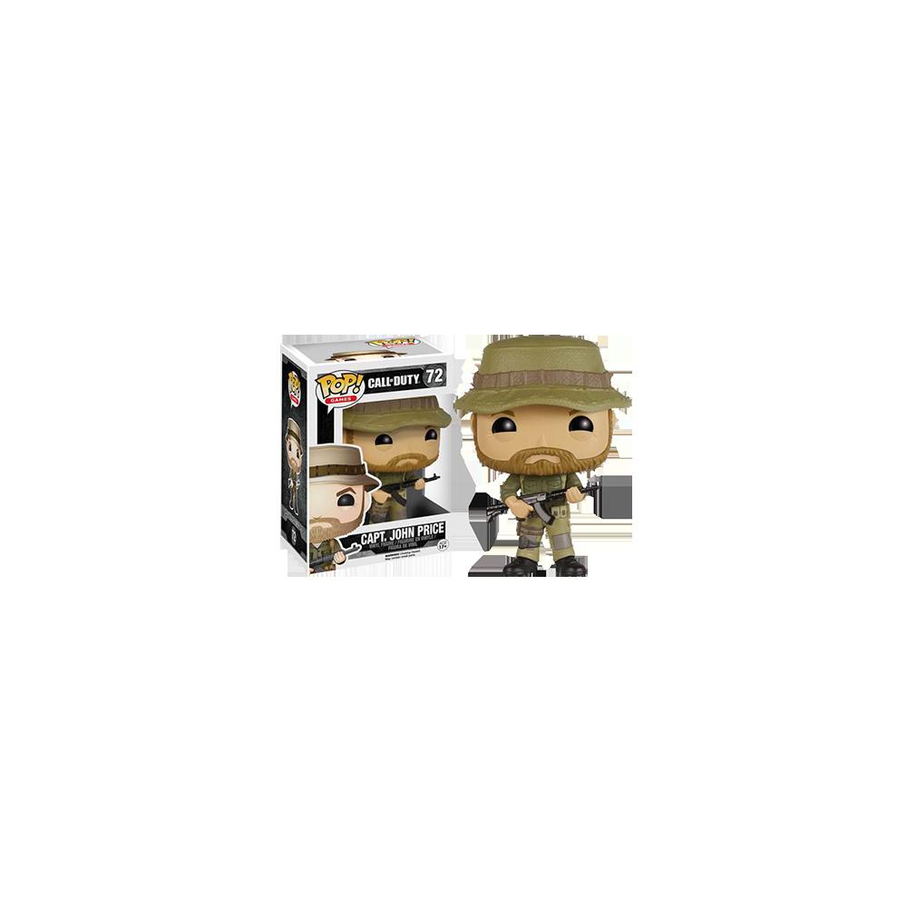 Funko Pop: Call of Duty - Captain John Price