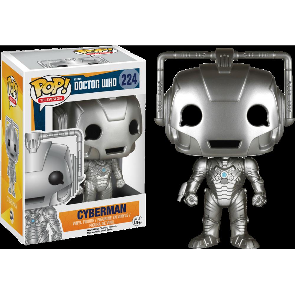 Funko Pop: Doctor Who - Cyberman