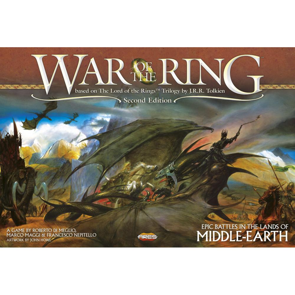 War of the Ring (ediția a doua)