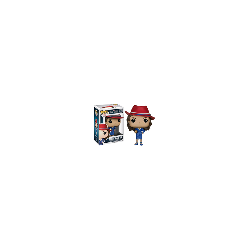 Funko Pop: Agent Carter - Peggy Carter with Gold Ord