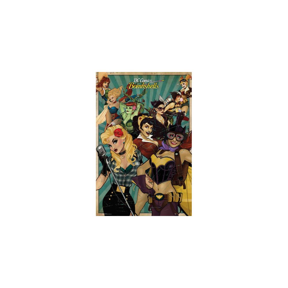 Poster Bombshells