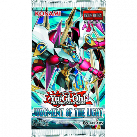 Yu-Gi-Oh!: Judgment of the Light - Booster Pack