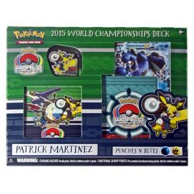 Pokemon World Championships Deck 2015