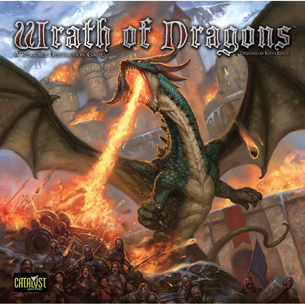 Wrath of Dragons