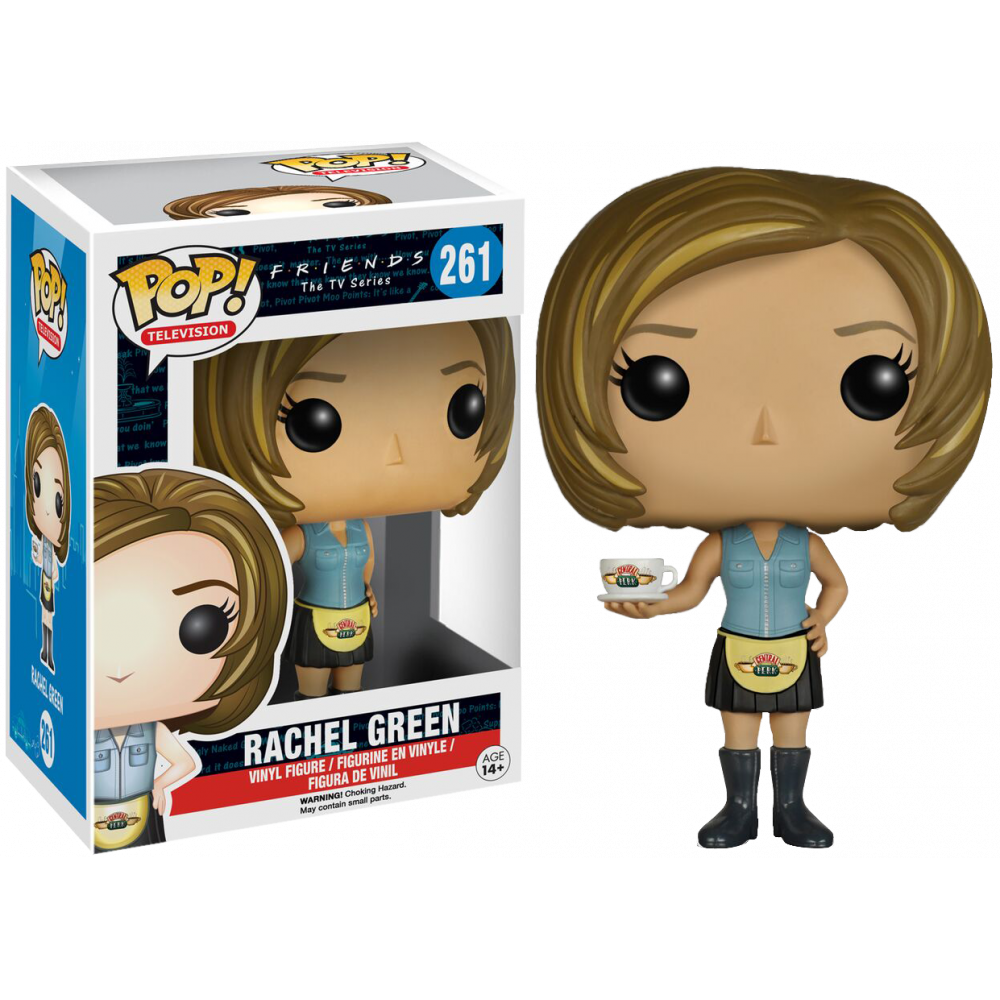 Funko Pop: Friends - Rachel Green