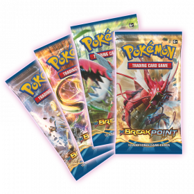 Pokemon Trading Card Game: BreakPoint - Booster Pack