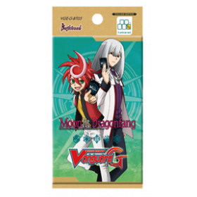 Cardfight!! Vanguard: Moonlit Dragonfang - Booster Pack