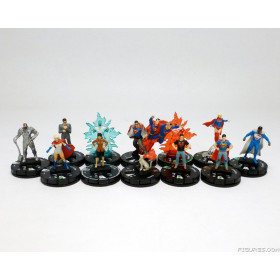 Marvel HeroClix: Superman and Wonder Woman Booster Pack