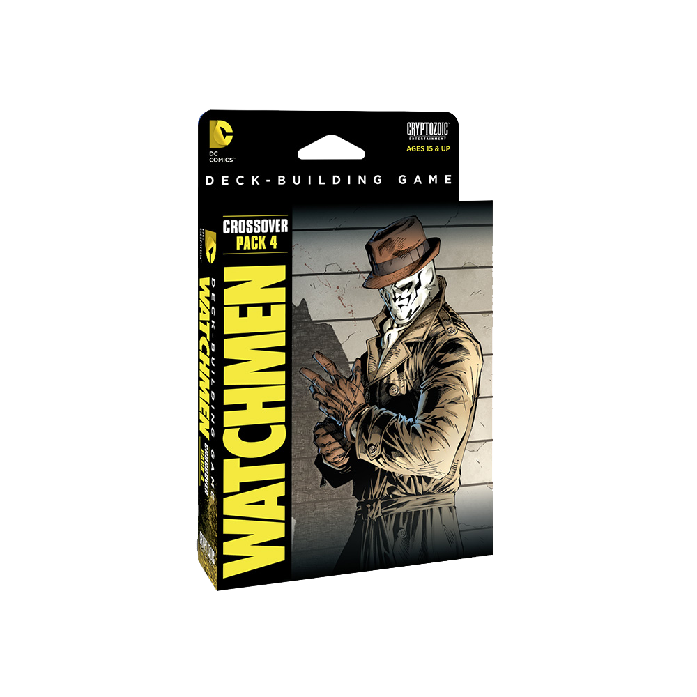 DC Comics Deck-Building Game: Crossover Pack 4 – Watchmen