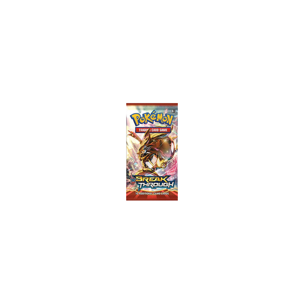 Pokemon Trading Card Game: Breakthrough- Booster Pack