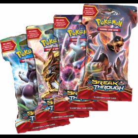 Pokemon Trading Card Game: Breakthrough- Booster Pack