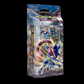 Pokemon Trading Card Game: Turbofieber - Theme Deck