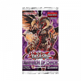 Yu-Gi-Oh!: Dimensions of Chaos - Booster Pack