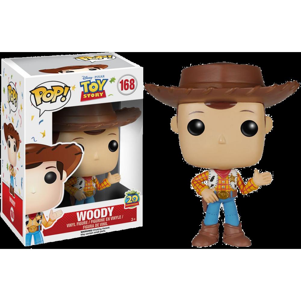 Funko Pop: Toy Story - Woody (ediție aniversară)