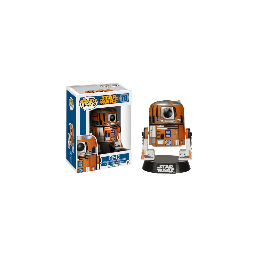 Funko Pop: Star Wars - R2-L3