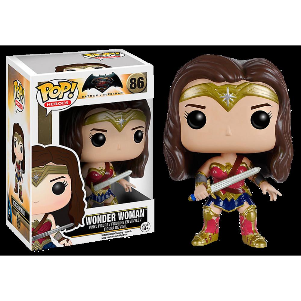 Funko Pop: Batman vs. Superman - Wonder Woman