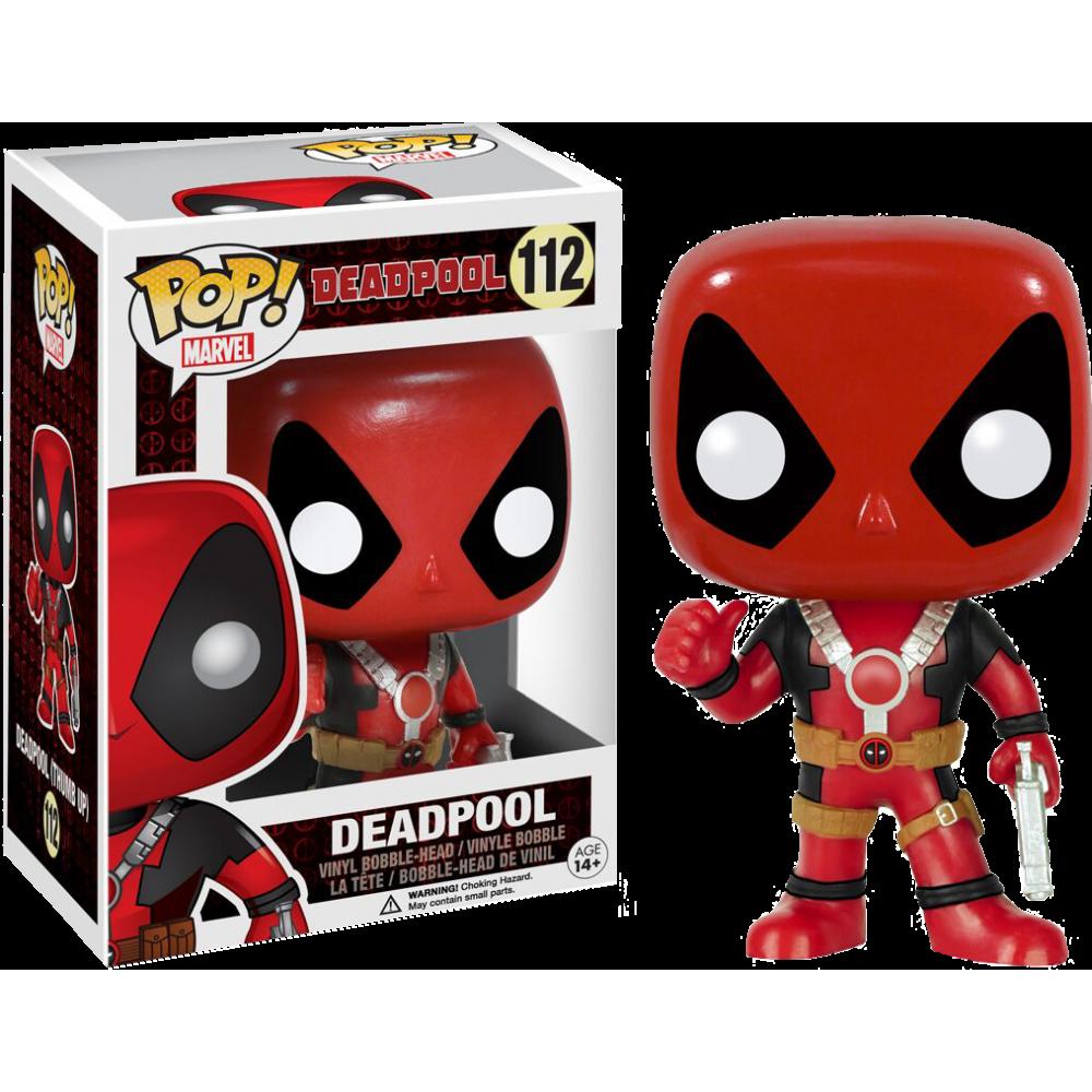 Funko Pop: Deadpool - Deadpool (Thumbs Up)