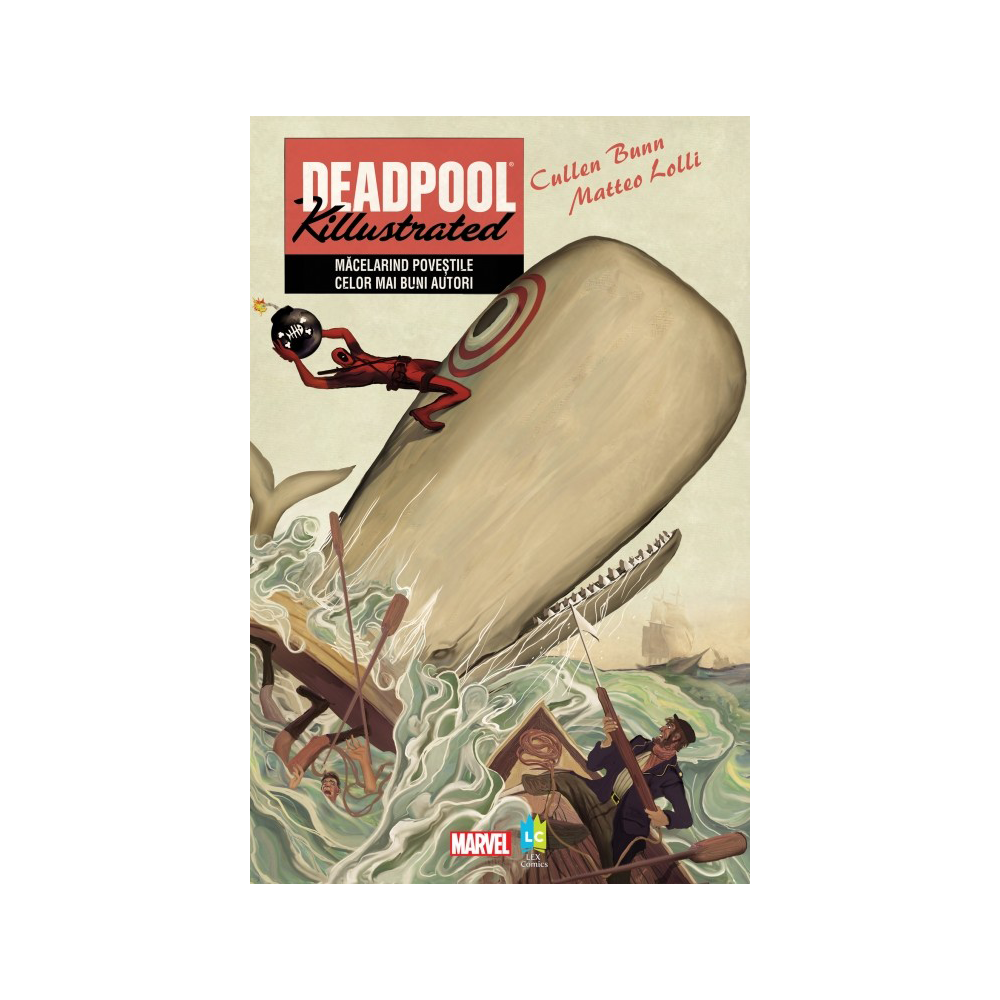 Deadpool Killustrated TP (RO)