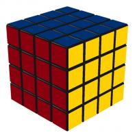 Cub Rubik (4x4x4)
