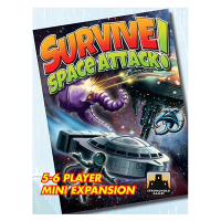 Survive: Space Attack! – 5-6 Player Mini-Expansion