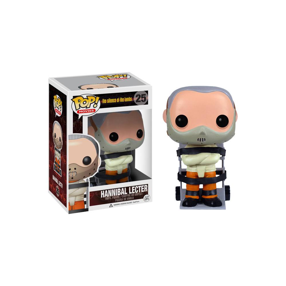 Funko Pop: Silence of the Lambs - Hannibal Lecter