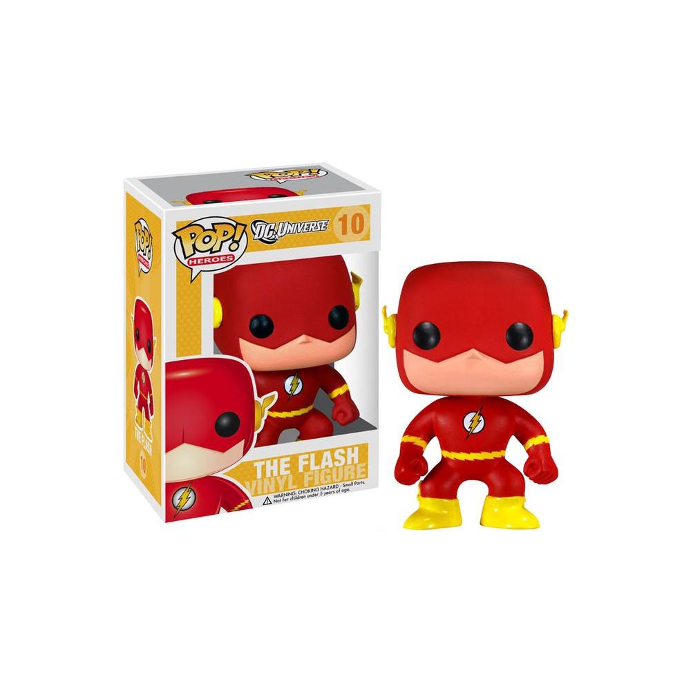 Funko Pop: DC Comics - The Flash