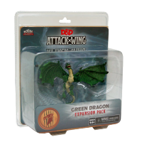 Dungeons & Dragons: Attack Wing – Young Green Dragon Expansion Pack