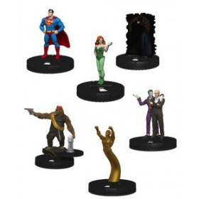 DC HeroClix - Batman vs Superman - Dawn of Justice Movie Gravity Feed